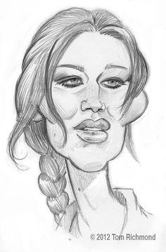 tom richmond caricature - Google-Suche
