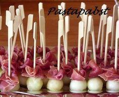 Rezept: Melonen Spieße