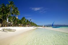 Philippine Islands On Globe | Infinitely Curious & Inspired: Wanderlust Friday: Boracay, Philippines