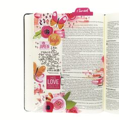 Illustrated Faith Basics Collection  | Bible Journaling by Shanna Noel