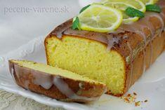 Citrónová Babeta Quick Bread, Cornbread, Baked Potato, Banana Bread, Cupcake, Baking, Ethnic Recipes, Food, Breads