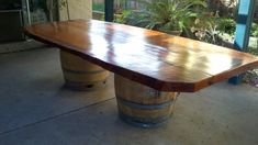 SLO Pest and Termite - Wine Barrel FurnitureWhy would a pest control company be involved in making of wine barrel furniture?Answer. We are...