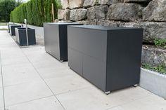 gartenschrank win sideboard wetterfest farbe weiss. Black Bedroom Furniture Sets. Home Design Ideas