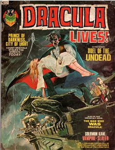 Dracula by Neal Adams