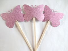 Items similar to Butterfly Birthday, Party in a box, Pink, Butterfly Birthday Decorations on Etsy Butterfly Birthday Party, Party In A Box, Unique Jewelry, Handmade Gifts, Mini, Ideas, Party, Kid Craft Gifts, Handcrafted Gifts