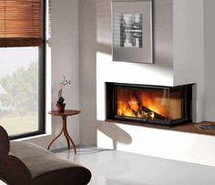 corner fireplace designs - Bing Images