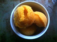 Mango Sorbet - Not for Coco