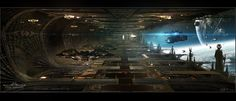 The spectacular science fiction concept art of Jupiter Ascending | The Verge