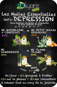 Essential Oils against Nervous Depression: The Natural Solution p Recettes beauté Herbal Remedies, Natural Remedies, Nursing Diagnosis, Burn Out, Salud Natural, Holistic Nutritionist, Naturopathy, Aromatherapy, Essential Oils