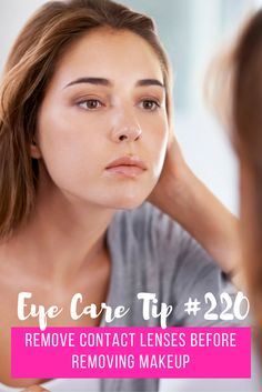 Adding a little mascara, eye liner and eye shadow is easy and fun. However, applying makeup can be harmful to eyes if applied carelessly. Check out these safety tips for wearing makeup and contact lenses.