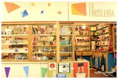 La fruslería del mercado se San Fernando. Puesto 63-64. Calle Embajadores 41