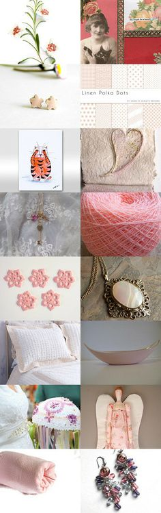 Pastel Dream by Beth Byrd on Etsy--Pinned with TreasuryPin.com