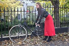 NOW: check out my review of rainwear from www.georgiaindublin.com this is one bicycle babe accessory you don't want to miss.