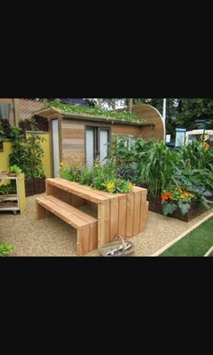 12 Easy Garden Shed renovated designs for your backyard project Garden Shed Ideas Design No. Small Patio Furniture, Modern Outdoor Furniture, Garden Furniture, Outdoor Decor, Furniture Ideas, Furniture Storage, Balcony Furniture, Outdoor Living, Small Back Gardens