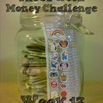 52 Week Money Challenge Reminder Week 13