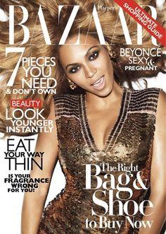 Beyonce. Harper's Bazaar September 2011