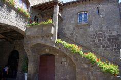 Quartiere medievale di San Pellegrino - particolare 3, via Flickr. #invasionidigitali il 28 aprile alle 11.00 by Caterina Pisu