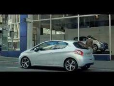 Publicité Peugeot 208 « I am your body » (2012)