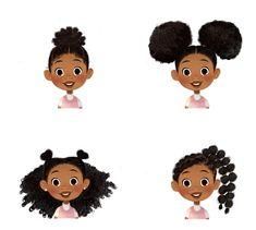 Hair Love: The makings behind the Oscar-nominated short film Kid Character, Character Drawing, Character Design, Cartoon Drawings, Cartoon Art, Hipster Drawings, Couple Drawings, Easy Drawings, Pencil Drawings