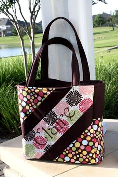 Items similar to Diagonal Diaper Bag Custom Boutique Sewing Pattern Ebook PDF For Baby or Anyone on Etsy Diaper Bag Patterns, Bag Patterns To Sew, Sewing Patterns, Sewing Ideas, Sewing Projects, Suitcase Bag, Fabric Bags, Quilted Bag, Custom Bags