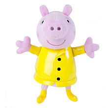 "Perfect gift for my daughter! We love Peppa Pig!Fisher-Price Peppa Pig Mini Plush - Muddy Puddles Peppa - Fisher-Price - Toys ""R"" Us"