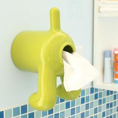 Buy 'Lazy Corner – Dog Toilet Paper Holder' with Free International Shipping at YesStyle.com. Browse and shop for thousands of Asian fashion items from China and more!