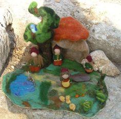 gnomes' house