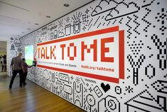 Talk to Me - The Department of Advertising and Graphic Design