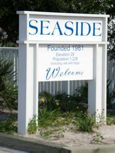 Seaside, Florida, a little slice of Heaven :) #craseasidefl