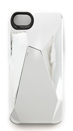 Marc by Marc Jacobs Metallic Faceted iPhone 5 Case