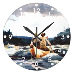 @@@Karri Best price          	Winslow Homer: Canoe in the Rapids Clock           	Winslow Homer: Canoe in the Rapids Clock lowest price for you. In addition you can compare price with another store and read helpful reviews. BuyDeals          	Winslow Homer: Canoe in the Rapids Clock Online Secure Ch...Cleck Hot Deals >>> http://www.zazzle.com/winslow_homer_canoe_in_the_rapids_clock-256691678095117516?rf=238627982471231924&zbar=1&tc=terrest