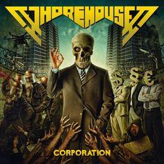 #whorehouse   #corporation   #coverart  #lukaszjaszak   #thrash   #thrashmetal   #metal   #defenserecords