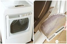It's important to keep your dryer clean, because a dryer stopped up with lint can actually be a fire hazard! Avoid a dryer fire with these tips.