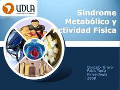 Sindrome Metabólico y Actividad Física by Pablo Tapia Paganini via slideshare