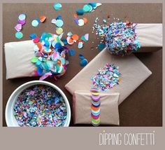 Stunning Gift Wrapping Ideas and Cheap too! Wrapping Ideas, Present Wrapping, Creative Gift Wrapping, Present Gift, Creative Gifts, Paper Wrapping, Cute Gifts, Diy Gifts, Best Gifts