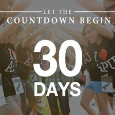 30 days, 23 hours & counting till Orientation! http://www.apu.edu/cp/countdown/ #iHeartAPU
