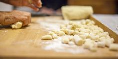 A collection of inspiring gnocchi recipes from some of Italy's greatest chefs. Learn how to make gnocchi and create some showstopping starters for your next dinner party. Italian Chef, Italian Recipes, Gnocchi Recipes, Pasta Recipes, Italian Gnocchi, Making Gnocchi, Great British Chefs, Meals For The Week, Recipe Collection