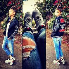 Dope teen style