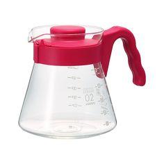 Hario Verre Leaf Tea Pot 700ml//cc pur pour 2 tasses