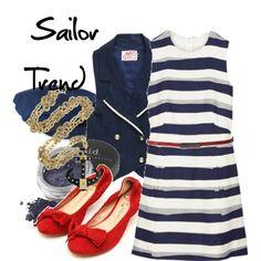 I love sailor style
