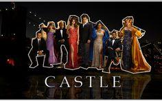 castle tv cast