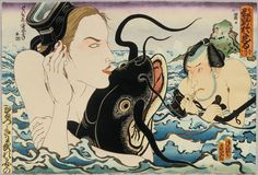 Ukiyo-E or the 'floating world' - Google Search