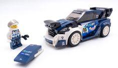 Vite testé : LEGO Speed Champions 75885 Ford Fiesta M-Sport WRC: En avant pour un petit tour de piste en Ford Fiesta, avec le set… #LEGO