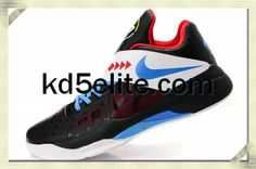 Nike Cheap KD 4 N7 Away Kevin Durant New Shoes