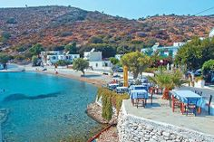 Agathonisi ~ the northernmost island of the Dodecanese clusters and located very close to Samos island.