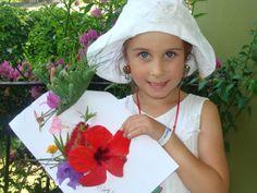 Cutiepie Arina wears her ZSISKA jewelry for kids, very gorgeous!