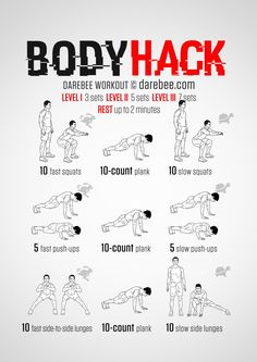 Body Hack Workout