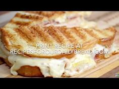 Cayenne Ranch Chicken Grilled Cheese Makes You Happy Happy – Recipes For Our Daily Bread