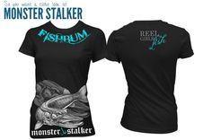Fishing-Clothing-FISHBUM-Ladies-Monster-Stalker-Musky-Fishing-Pike-FIshing