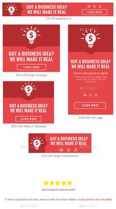 Red Finale Web Banner Design Template - Banners & Ads Web Template PSD. Download here: https://graphicriver.net/item/red-finale-web-banner-template/17089707?s_rank=269&ref=yinkira